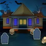 Dark Cemetery Escape Games2Mad