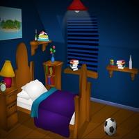 Dark Night Room Escape TollFreeGames