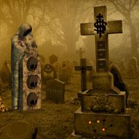 Deadly Graveyard Escape Games2Rule