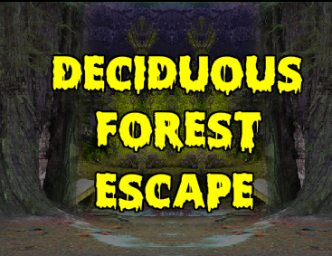 Deciduous Forest Escape GamesNovel