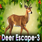 Deer Escape 3 Games4King