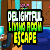 Delightful Living Room Escape KNFGames