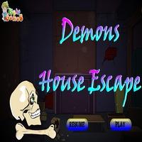 Demon House Escape EightGames