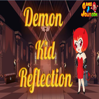 Demon Kid Reflection Games2Jolly