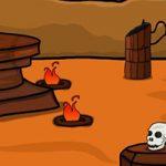 Desert Man Rescue 2 Games2Jolly