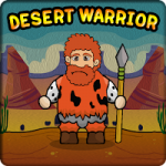 Desert Warrior Escape Games2Jolly