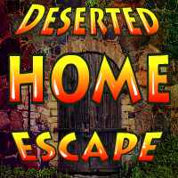Deserted Home Escape ZoooGames