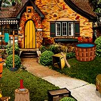 Deserted House Treasure Escape YolkGames