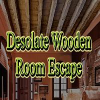 Desolate Wooden Room Escape EscapeGamesZone