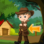Detective Agent Rescue Games4King