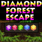 Diamond Forest Escape Games4King