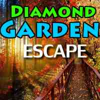 Diamond Garden Escape Yippee Games