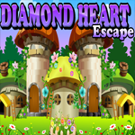Diamond Heart Escape Games4King