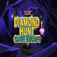 Diamond Hunt 1 Cave Escape KNFGames
