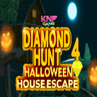 Diamond Hunt 4 Halloween House KNFGames