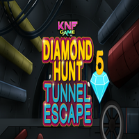 Diamond Hunt 5 Drainage Tunnel KNFGames