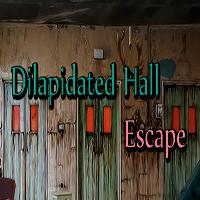 Dilapidated Hall Escape TheEscapeGames