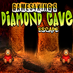 Diamond Cave Escape G4K