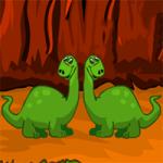Dino Rescue Games2Mad
