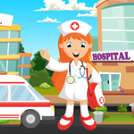 Doctor Rescue From Ambulance Games4King