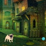 Dog Street Escape 8BGames