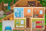 Dollhouse Lost Key Escape FirstEscapeGames