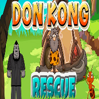 Don Kong Rescue Games2Jolly
