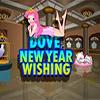 Dove New Year Wishing