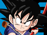 Dragon Ball Goku Fighting Game4Joy