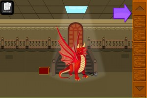 Dragon Queen Escape Game OleGames