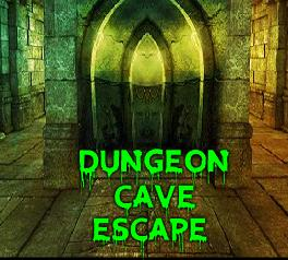 Dungeon Cave Escape GamesNovel