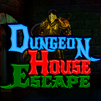 Dungeon House Escape ENA Games