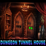 Dungeon Tunnel House Escape Game Games4King