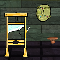 Dungeon Way Out Escape 2 GenieFunGames