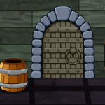 Dungeon Way Out Escape 3 GenieFunGames
