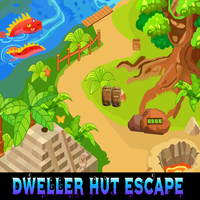 Dweller Hut Escape Games4King