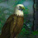 Eagle Fantasy Forest Escape WowEscape
