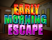 Early Morning Escape Mirchi Games