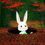 Easter Bunny Autumn Forest Escape Games2Rule