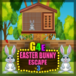 Easter Bunny Escape 3 Games4Escape