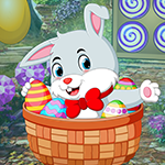 Easter Rabbit Rescue Games4King