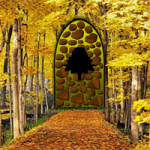 Easy Yellowish Forest Escape Games2Rule