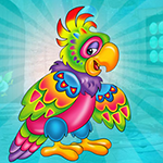 Eccentric Parrot Escape Games4King