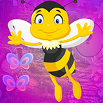 Ecstasy Bee Escape Games4King