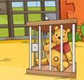 Edward Bear Cartoon House Escape EightGames