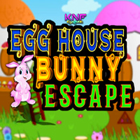 Egg House Bunny Escape KNFGames