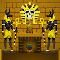 Egyptian Queen Escape Games2Rule