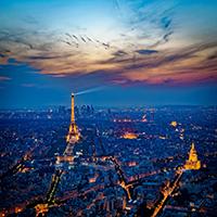 Eiffel Tower Jigsaw Puzzle OceanDesJeux