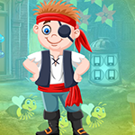 Elated Pirate Escape Games4King