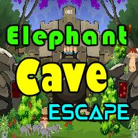 Elephant Cave Escape ZoooGames